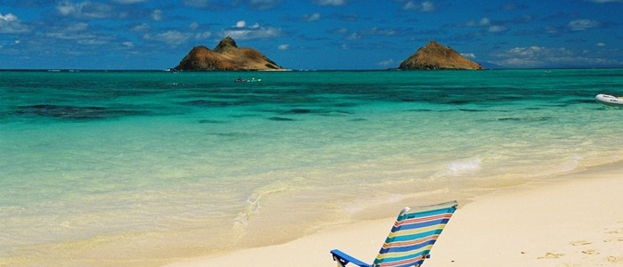 The Mokulua Islands, Lanikai, O