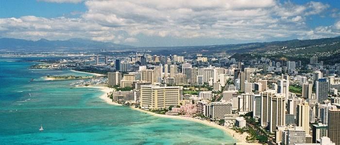 Waikiki Beach, O
