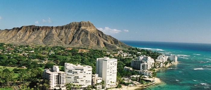 Sans Souci Beach, Waikiki, O
